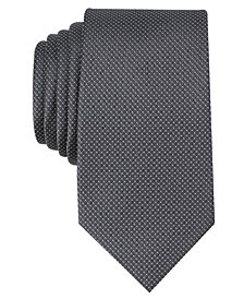 Perry Ellis Men's Oneida Mini Neat Tie