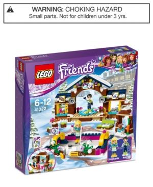 Lego 307Pc Friends Snow Resort Ice Rink 41322