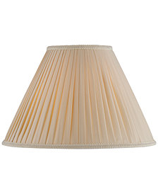 Lite Source Mushroom Pleat Shade