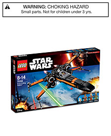 LEGO® 717-Pc. Star Wars Poe's X-Wing Fighter™ 75102