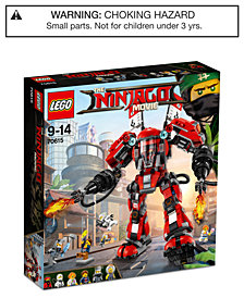 LEGO® 944-Pc Ninjago Fire Mech Set 70615