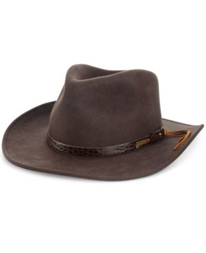 DORFMAN PACIFIC | Indiana Jones Men's All-Season Outback Hat | Goxip