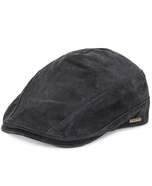 80b23127288bd Dorfman Pacific Stetson Men s Suede Ivy Hat   Reviews - Hats