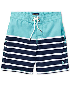 Ralph Lauren Sanibel Swim Trunks, Little Boys