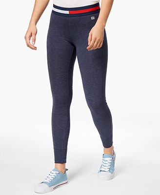 Tommy Hilfiger Sport Logo Leggings, Created for Macy's