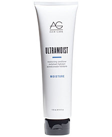 AG Hair Moisture Ultramoist Moisturizing Conditioner, 6-oz., from PUREBEAUTY Salon & Spa