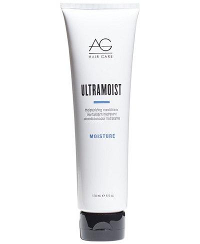 AG Hair Moisture Ultramoist Moisturizing Conditioner, 6-oz., from PUREBEAUTY Salon & Spa