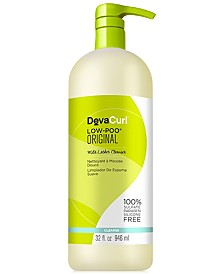 Deva Concepts DevaCurl Low-Poo Original, 32-oz., from PUREBEAUTY Salon & Spa