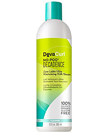 Deva Concepts DevaCurl No-Poo Decadence, 12-oz., from PUREBEAUTY Salon & Spa