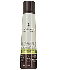 Macadamia Weightless Moisture Conditioner, 10-oz., from PUREBEAUTY Salon & Spa
