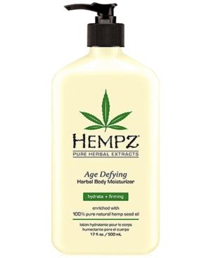 Hempz Age Defying Herbal Body Moisturizer, 17-oz, from Purebeauty Salon & Spa