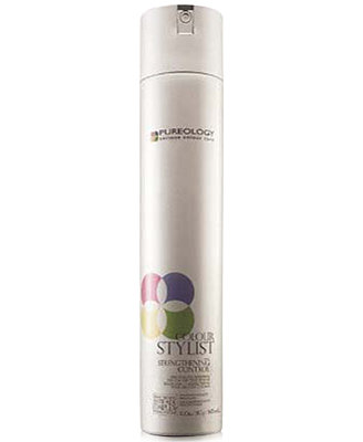 Colour Stylist Strengthening Control Hairspray, 11 Oz., From Purebeauty Salon & Spa by Pureology