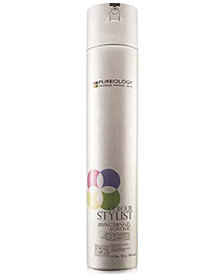 Pureology Colour Stylist Strengthening Control Hairspray, 11-oz., from PUREBEAUTY Salon & Spa