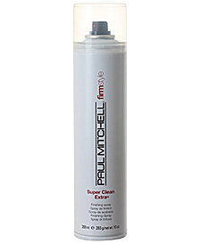 Paul Mitchell Super Clean Extra Finishing Spray, 10-oz., from PUREBEAUTY Salon & Spa