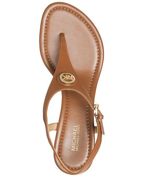 b55f335a1831 Michael Kors Ramona Wedge Sandals - Sandals   Flip Flops - Shoes ...
