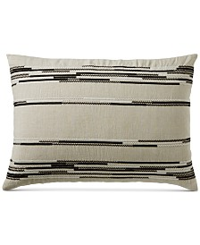 CLOSEOUT! Hotel Collection Global Stripe Standard Sham, Created for Macy's