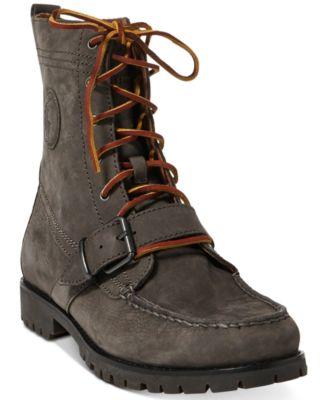 Polo Ralph Lauren. Men\u0027s Ranger Suede Boots. 7 reviews. main image