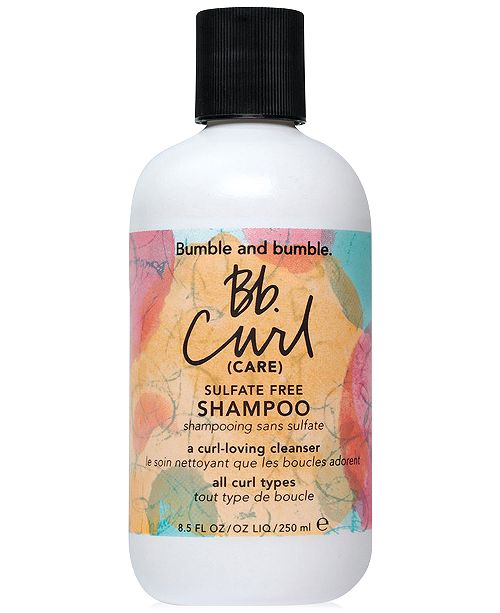 Bumble & Bumble Bumble and Bumble Curl Shampoo, 8.5-oz., from PUREBEAUTY Salon & Spa