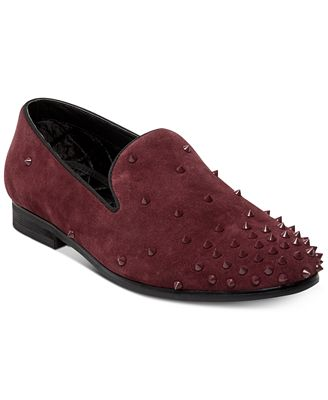 Ralph Lauren Collection Embellished Smoking Slippers