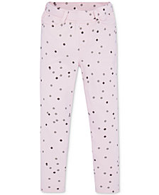 Levi's® Haley May Knit Pink Dots Leggings, Toddler Girls