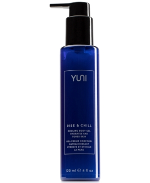 Yuni Rise  Chill Cooling Body Gel 4 fl oz