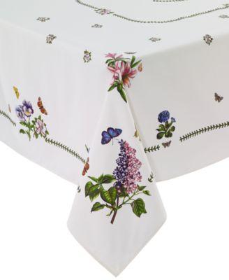 "Botanic Garden 60"" x 84"" Tablecloth"