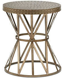 Drake Accent Table, Quick Ship
