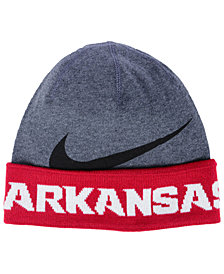 Nike Arkansas Razorbacks Training Beanie Knit Hat