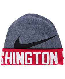Nike Washington State Cougars Training Beanie Knit Hat