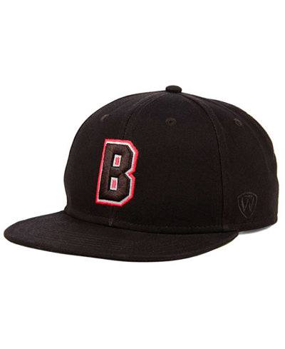 Top of the World Brown Bears League Snapback Cap