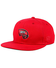 Top of the World Western Kentucky Hilltoppers League Snapback Cap