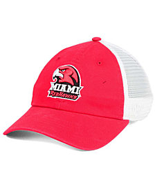 Top of the World Miami (Ohio) Redhawks Backroad Cap