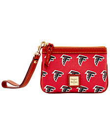 Dooney & Bourke Atlanta Falcons Exclusive Wristlet