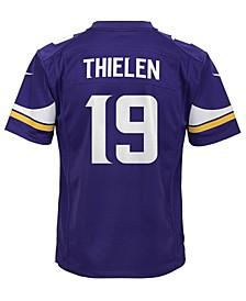 Adam Thielen Minnesota Vikings Game Jersey, Big Boys (8-20)