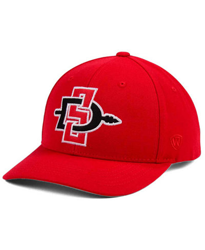 Top of the World San Diego State Aztecs Venue Adjustable Cap