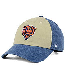 '47 Brand Chicago Bears Summerland CLEAN UP Cap