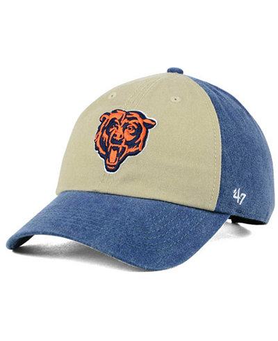 '47 Brand Chicago Bears Summerland CLEAN UP Cap