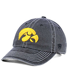 Top of the World Iowa Hawkeyes Grinder Adjustable Cap