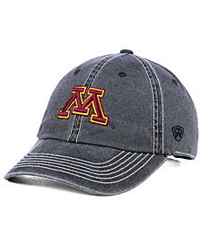 Top of the World Minnesota Golden Gophers Grinder Adjustable Cap