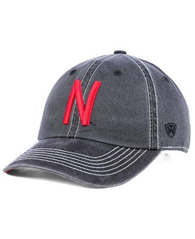 Top of the World Nebraska Cornhuskers Grinder Adjustable Cap