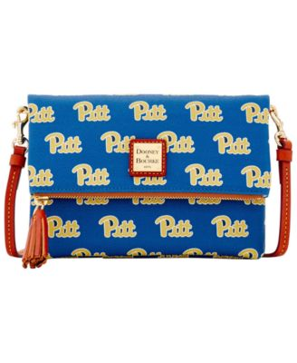 Pittsburgh Panthers Foldover Crossbody Purse