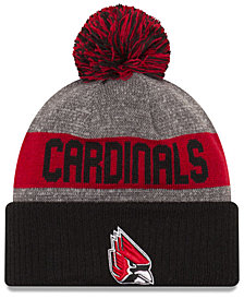 New Era Ball State Cardinals Sport Knit Hat
