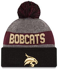 New Era Texas State Bobcats Sport Knit Hat
