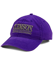 Game Clemson Tigers Heather Bar Cap