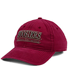 Game Indiana Hoosiers Heather Bar Cap