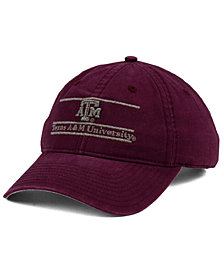 Game Texas A&M Aggies Heather Bar Cap