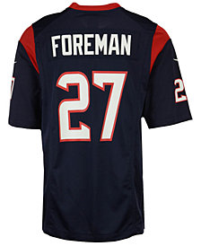 Nike Men's D'Onta Foreman Houston Texans Game Jersey