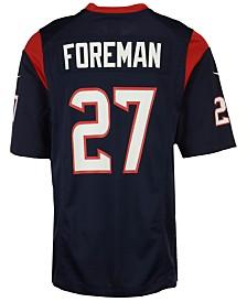 Nike Men's D'Onta Foreman Houston Texans Game Jersey