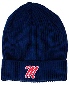 Nike Ole Miss Rebels Cuffed Knit Hat