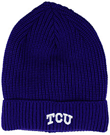 Nike TCU Horned Frogs Cuffed Knit Hat